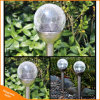 Color Changing Glass Solar Lawn Light for Outdoor Garden Decorative