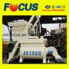 Hot Sale! 1.5m3 Concrete Mixer for Concrete Mixing Plant Js1500