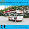 Beautiful Outlook Four Wheels Food Cart with Ce /SGS Certificates