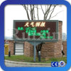 Green Tube Chip Color Outdoor Scrolling Text Display Screen LED Display Panel P10 LED Display Module