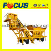 25cbm/H Movable Concrete Mixing Plant, Mobile Mini Concrete Batching Plant