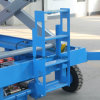 6m Chinese Mobile Hydraulic Scissor Lift