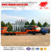 China Manufacture 3 Axles 50 Tons Low Bed Tow Truck