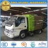 Forland 6 Wheels Sweeping Machine 3cbm Road Sweeper Vehicle Truck