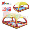 New Design Inflatable Pool with Top Cover Roof for Different Water Games (CH-SP2001)