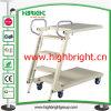 Foldable Steel Climbing Platform Ladder Cart