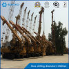 CAT 323D base TR138D Rotary drilling rig
