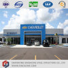 Prefabricated Steel Structure Car Dealer Shop