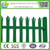 High Quality D Section Galvanized Palisade Fence for Sale