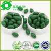 Green Powder Spirulina Soft Capsule Supplement
