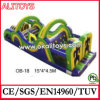 Commercial Used Inflatable Obstacles, Amusement Park