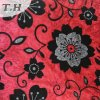 2015 Low Price Polyester Flocking Fabric