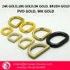 SGS Custom Metal Ring for Bags Shoes Garments