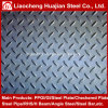 Q235 Hot Rolled Mild Steel Checker Plate in Good Quality