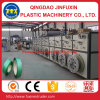 Pet High Output Slitting Strap Production Line 400kg/H