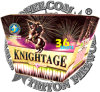 Knightage 36 Shots Fan Cake Fireworks/High Quality with The Best Price