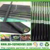 Black Nonwoven Roll Weed Control Fabric