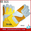 Leather Working Glove Industrial Safety Rigger Gloves (CB522)
