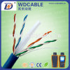 Hot Sale Pass Fluke Test CAT6 UTP LAN Cable/Network Cable