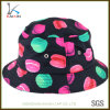 Custom Colorful Tie Dyed Bucket Hat Baby Sun Cap