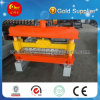 Metal Roof Color Steel Trapezoidal Profile Roll Forming Machine