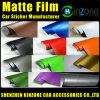 Matte Car Vinyl Film Color Changing Vinyl Car Wrapping PVC Vinyl Film
