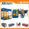 Qt4-20 Automatic Cement Concrete Breack Block Moulding Machines