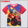 Print Design T-Shirt for Boy Fashion Clothing