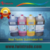 Excellent Quality Textile Disperse Dye Inkjet Ink for Epson/Roland/Mimaki Series Printers with Dx5 Head