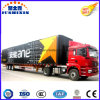 Economic 3 Axles Van/Box/Cargo Logistic Truck Semi Utility Trailer