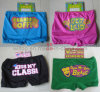 Holiday Spandex Undies with Logo Printing (PM089)