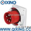 400V 125A European Standard Panel Mounted Plug (QX1983)