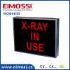 LED Sw+AVB Method Automatic Door Illuminated Sign X-ray in Use Sign