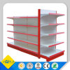 Double-Side Perforated Supermarket Shelf for Display
