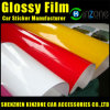 High Glossy Vinyl Film PVC Film Glossy Car Wrapping Foil with Air Bubbles Free