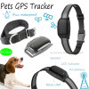 Activity Pet GPS Tracker with Waterproof IP66 & Geo-Fence (EV-200)