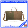 Fashion High-Capacity Canvas Overnight Travel Duffel Bag