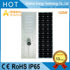 120W LED Solar Street Light IP68 for Village Government Project