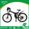 26 Inch Mountain Folding E-Bike with Brushless Rear Motor