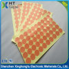 Acrylic Adhesive Clear Pet Film Red Liner Double Sided Tape
