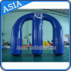 Inflatable M-Shape Arrow Game Tag, Sport Game Paintball Bunker