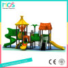 Colorful Play Ground Equipment with Slide for Sale