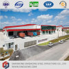 Sinoacme Prefabricated Steel Structure Workshop in Ethiopia