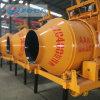 Large Jzc Self Loading Concrete Mixer