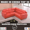 Miami Modern Corner Leisure Leather Sofa