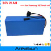 21ah 1000W 36V 21ah Ebike Battery