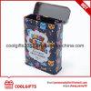 Hot Selling Custom Printed Rectangle Metal Cigarette Tin Box