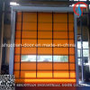 Sectional Fabric Rolling High Speed Stacking Door (ST-001)