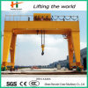 Heavy Duty Double Girder Industry Machinery Gantry Crane
