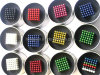Sintered NdFeB Magnetic Balls Buckyballs (HL1025)